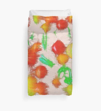 Fruit light mix Duvet Cover