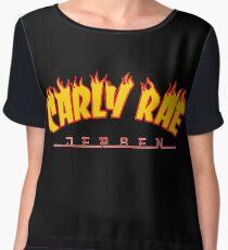 Carly Rae Thrasher Chiffon Top
