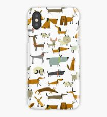 Cute dogs collection iPhone Case/Skin