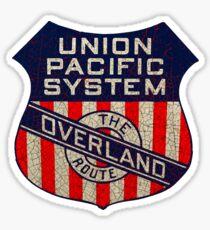 Union Pacific Railroad USA Sticker