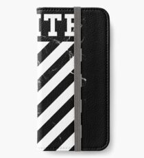 Off White Virgil Abloh Phone Case [Marble] iPhone Wallet/Case/Skin