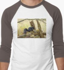 Squirrel On The Rails T-Shirt
