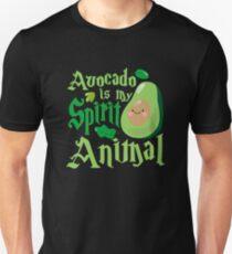 Avocado Is My Spirit Animal Unisex T-Shirt