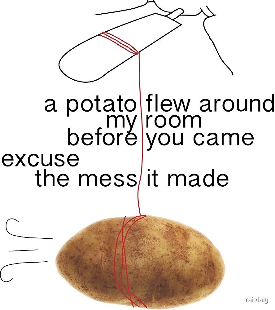 Potato Vine by rahdaly