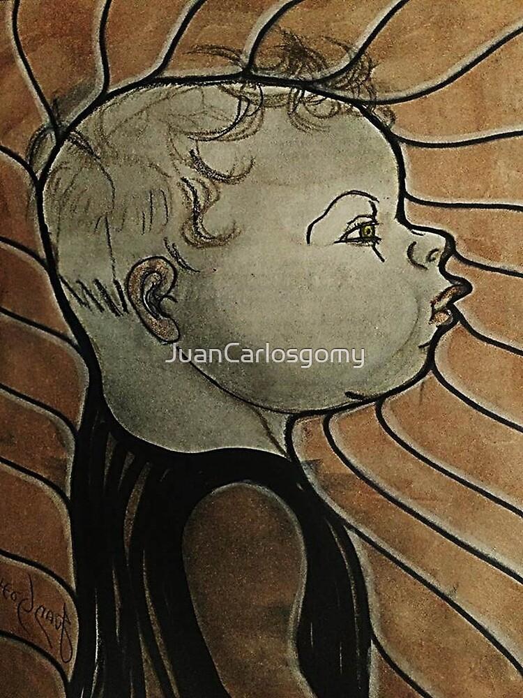 PORTRAIT SEVEN by JuanCarlosgomy