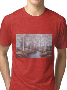 BIRCH CREEK Tri-blend T-Shirt