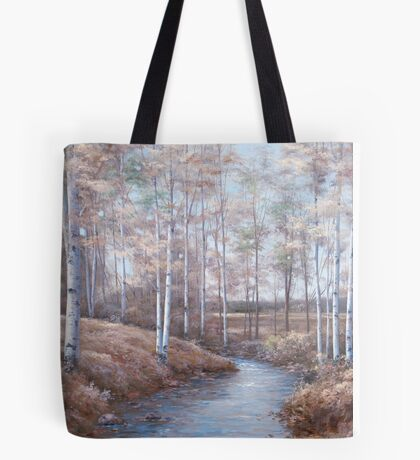 BIRCH CREEK Tote Bag