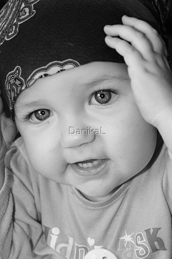 Bandana Babe by DanikaL