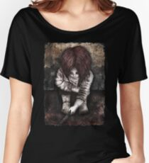 Alone... Women's Relaxed Fit T-Shirt