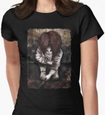 Alone... Women's Fitted T-Shirt
