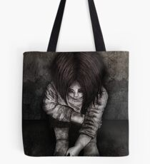 Alone... Tote Bag