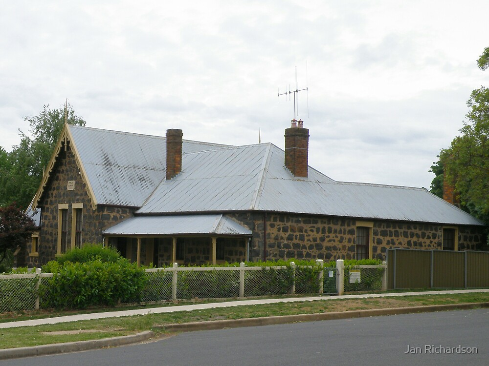 Millthorpe Public School by Jan Richardson