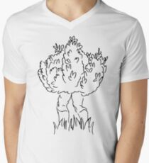 Just a bush... walking Men's V-Neck T-Shirt