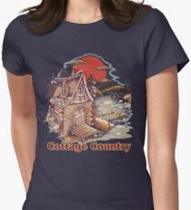 Cottage Country Women's Fitted T-Shirt