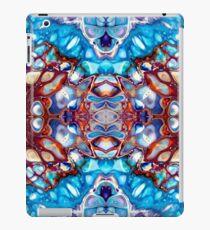 Colorful Fluid Acrylic Mosaic Print iPad Case/Skin