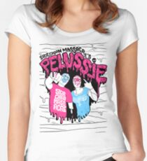 Pelussje mummy's alive Women's Fitted Scoop T-Shirt