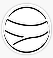 Minimalistic Biao Kuen Sticker