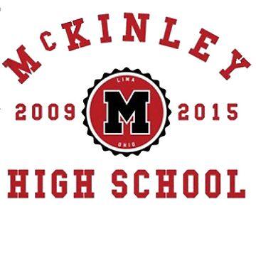 McKinley High School by sophieclaflin