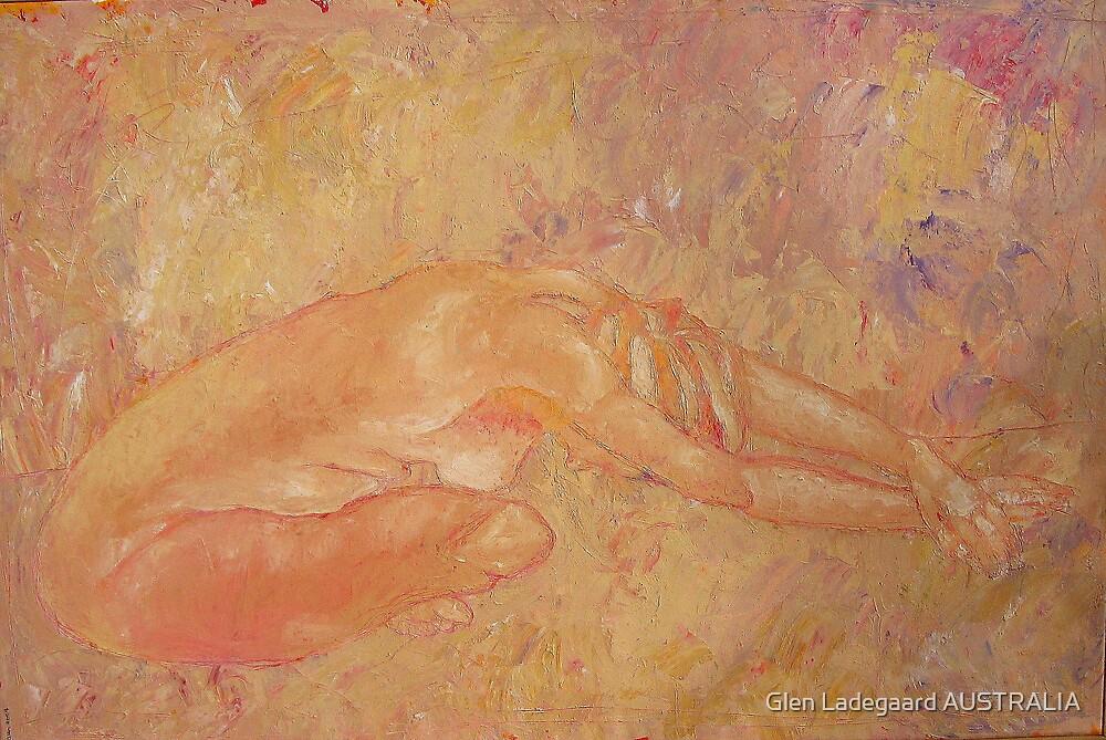 Goddess of Gratitude by Glen Ladegaard AUSTRALIA