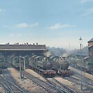Duffryn Yard by Richard Picton