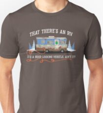 Christmas Vacation - Eddie's RV Unisex T-Shirt