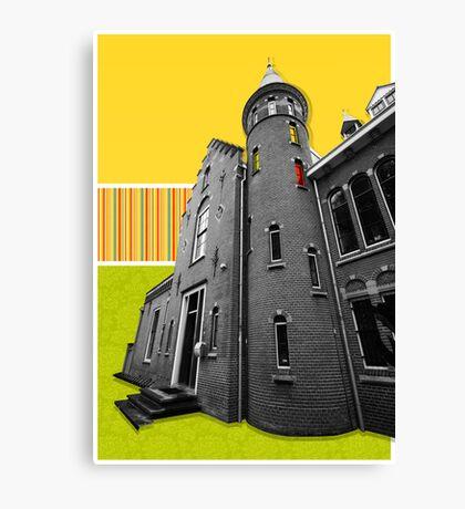 Funhouse Canvas Print