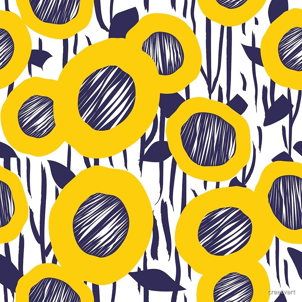 Floral Pattern by creatvart