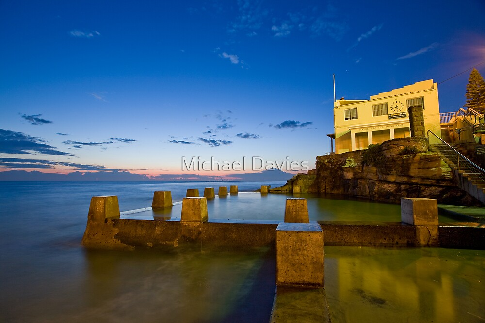 Coogee Sunrise by Michael Davies