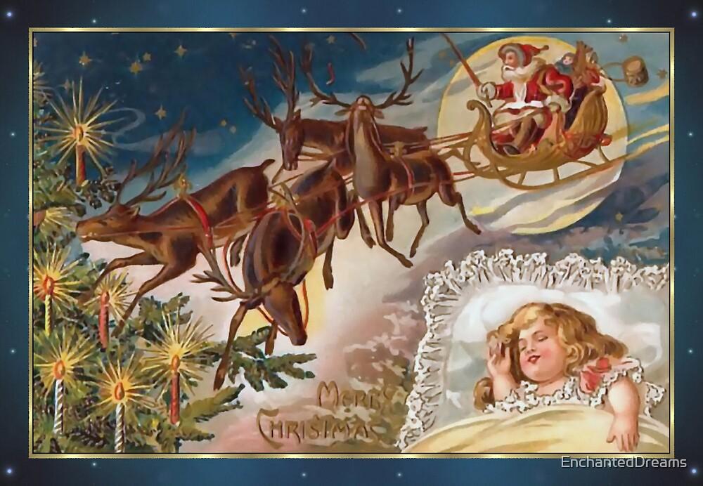 Dreaming Of Christmas by EnchantedDreams