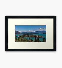 Bove Island Framed Print