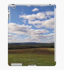 What a lovely landscape iPad Case/Skin