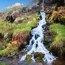 Peak District Falls by Dave Hare