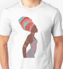 African Beauty.... T-Shirt