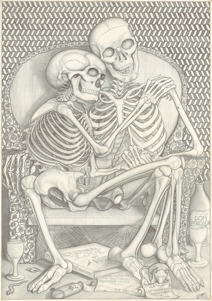 ETERNAL LOVE by Rob Fitter