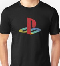 Playstation faded T-Shirt