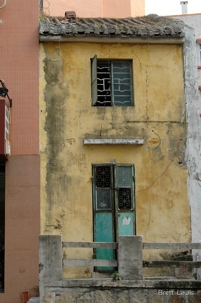 Macau by Brett  Lewis