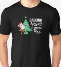 DABBING AROUND THE  CHRISTMAS TREE T-Shirt