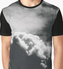 Gothic Clouds Graphic T-Shirt
