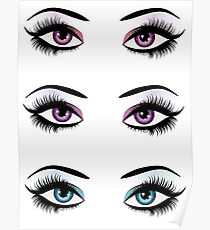 Fantasy eyes 3 Poster