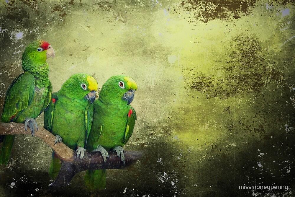 The three amigos by missmoneypenny