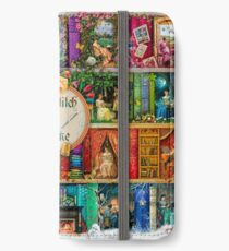 A Stitch In Time iPhone Wallet/Case/Skin