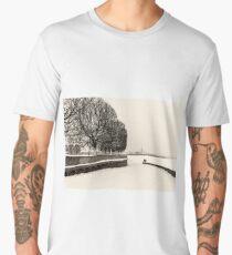 Saint Petersburg Vasilievsky Island Spit Men's Premium T-Shirt