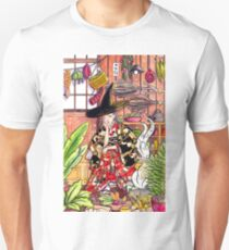 The Witch_Avoid Evil Witch T-Shirt