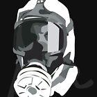 white mask by 2piu2design