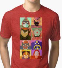 megaman 2 Tri-blend T-Shirt