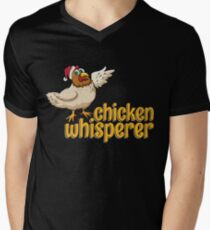 Chicken Whisperer  Christmas  Countryside Shicker  Santa's Hat  Chickmas  Southern Chicken-01 T-Shirt Sweater Hoodie Iphone Samsung Phone Case Coffee Mug Tablet Case Gift T-Shirt