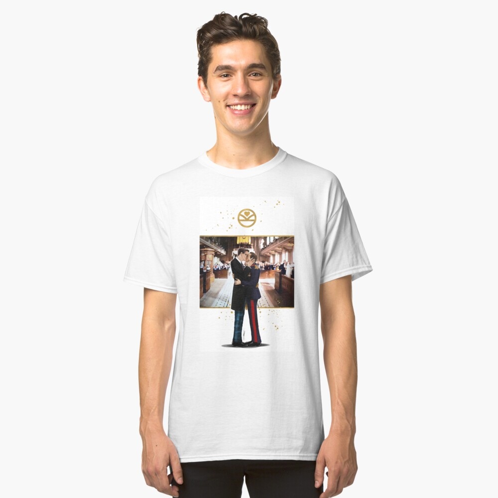 Hartwin - Yes I do - Film version Classic T-Shirt Front