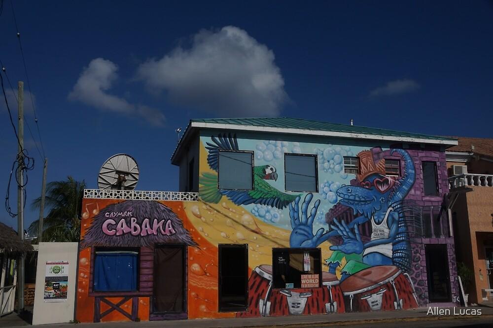 Cayman Cabana Restobar by Allen Lucas