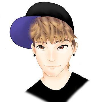 Taehyung Fanart by DrPotter