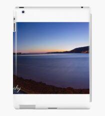 Foz do Minho III iPad Case/Skin